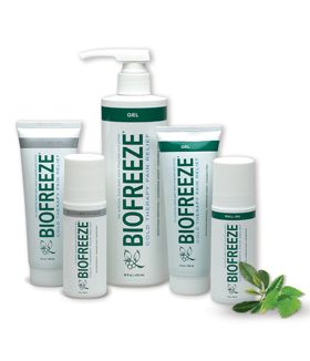 New and Improved Biofreeze Shot