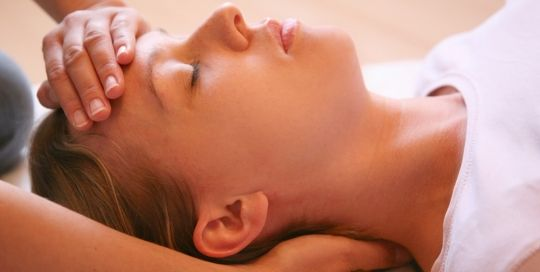 craniosacral therapy at lighten up therapies
