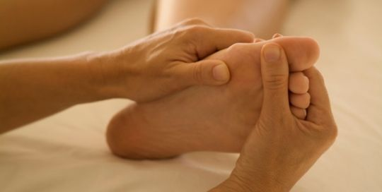 Reflexology in palm harbor