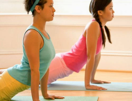 Improve Your Posture With Yoga Classes