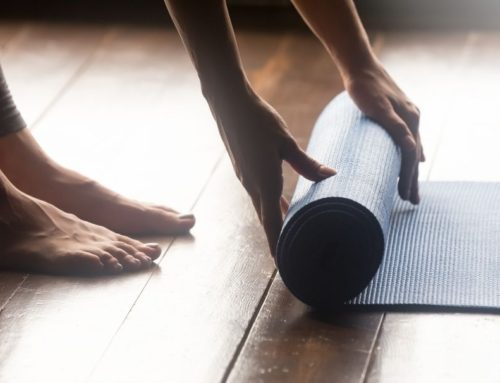Survive the Holiday Season by Practicing Yoga for Stress Relief