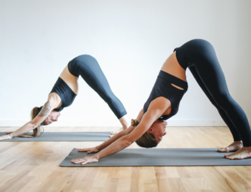 5 Things Every Yoga Beginner Thinks About But Never Asks About